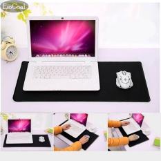 Esogoal Mouse Gaming Dan Game Keyboard Pad Extended Non Slip Big Waterproof Dasar Karet Mat 30 Cm × 60 Cm Hitam Intl Esogoal Murah Di Tiongkok