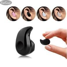 Review Esogoal Mini Bluetooth Headphones Small Wireless Earbuds In Ear Earphone Headset With Microphone For Iphone Most Smart Android Phones