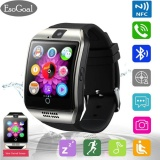 Spesifikasi Esogoal Smart Watch Layar Sentuh Bluetooth Wrist Watch Dengan Kamera Kartu Sim Slot Analisa Pedometer Tidur Pemantauan Untuk Pria Wanita Anak Intl Dan Harga