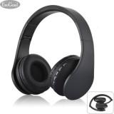 Beli Esogoal Headphone Tanpa Kabel Dengan Bluetooth Dilengkapi Microfon Warna Hitam Pakai Kartu Kredit