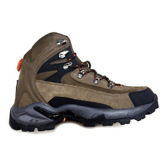 Beli Esp Sepatu Hiking Shoes 2055 Bbo Hitam Cokelat Dengan Kartu Kredit