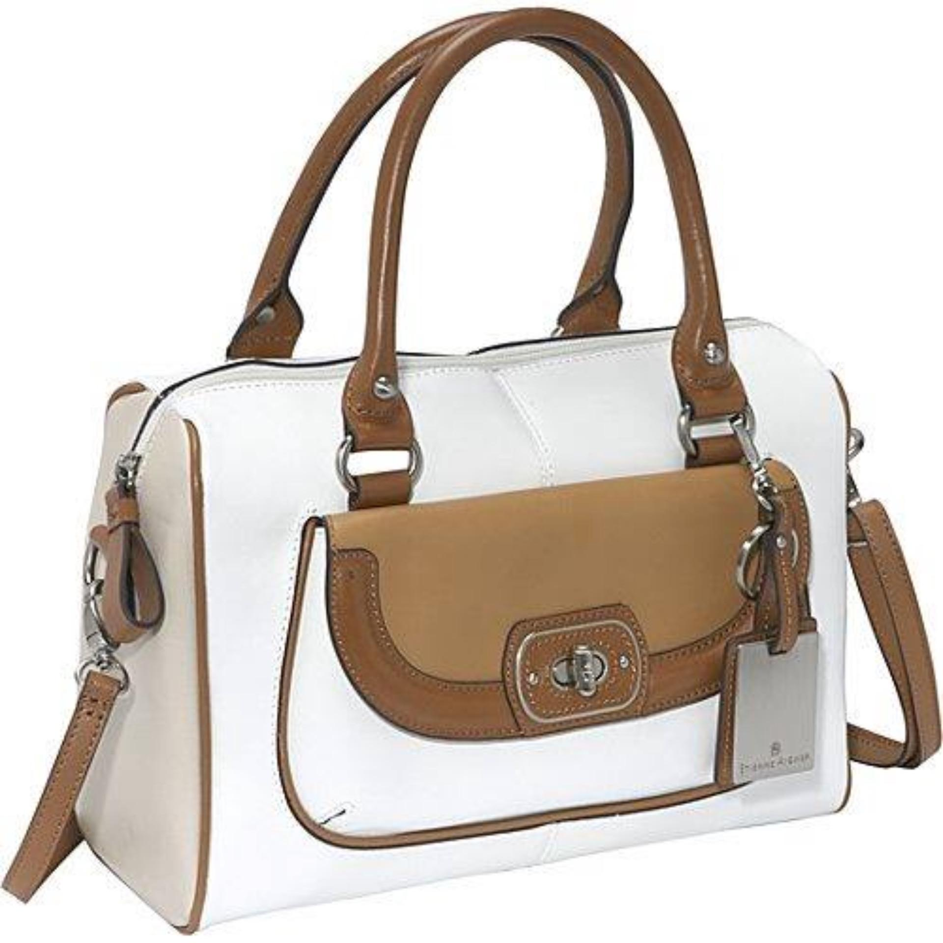 Etienne Aigner USA Valencia White Multi 80074 Authentic SALE..SALE