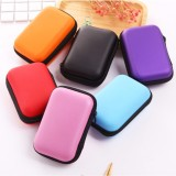 Beli Eva Hard Earphone Protective Case Bag Kabel Data Storage Case Pouch Intl Cicilan