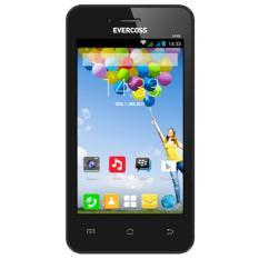 Tips Beli Evercoss A54B 3G 4 Rom 512Mb Ram 256 Mb Hitam
