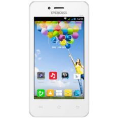 Spesifikasi Evercoss A54B 3G 4 Rom 512Mb Ram 256 Mb Putih Yang Bagus