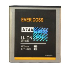 Evercoss Battery A74A - Hitam