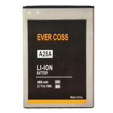 Harga Evercoss Battery A74M Hitam Branded