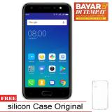Jual Evercoss U50A Max Kingkong Glass 2Gb 16Gb Gold Gratis Silicon Case Original