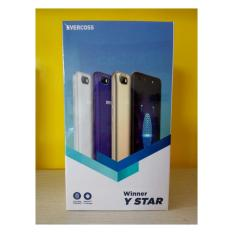 Jual Evercoss U50A Plus Winner Y Star 4G Lte 2Gb 16Gb Hitam Gratis Silicon Case Di Bawah Harga