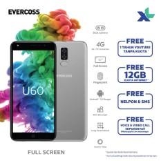 Evercoss U60 4G-Black