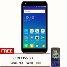 Spesifikasi Evercoss U60 5 7 4G Lte Ram 1Gb Rom8Gb Fingerprint Free Evercoss N1 Online