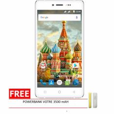 Evercoss Winner Y Smart  U50 - RAM 1GB + Free Powerbank