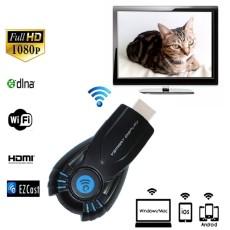 Eversky Ezcast Nirkabel Miracast Televisi Dongle Wifi Tampilan Tongkat DLNA Airplay Adaptor-Internasional