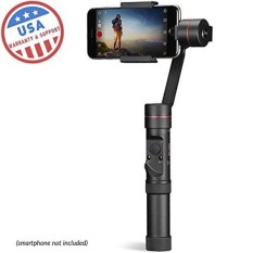 EVO SP-PRO Gen2 3 Axis iPhone Gimbal Stabilizer works with iOS & Android Smartphones, Advanced EVO Camera APP + 1 Year USA Warranty - intl