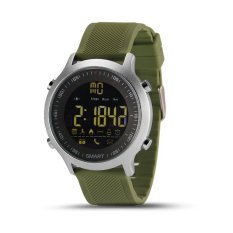 EX18 IP67 Tahan Air Smart Watch Mendukung Call And SMS Alert Kegiatan Olahraga Tracker Bluetooth Arloji For IOS Android