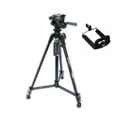 Toko Excell Tripod Promoss Black Edition Plus Holder For Smartphone Terlengkap