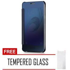 Rp 113.000. Executive Chanel Case Samsung Galaxy J7 Prime Flipcase Flip Mirror Cover S View Transparan Auto Lock Casing ...