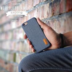Spesifikasi Exporia Denim Case Vivo V5 V5 Lite V5S V5 S Bonus Gurita Perekat Dan Harganya