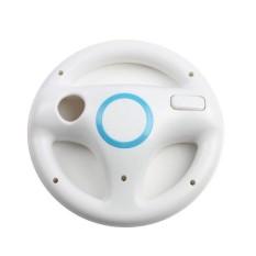 Indah Balap Pengemudian Roda untuk Nintendo Wii Mario (OPP Tas Paket) Warna: Putih-Internasional