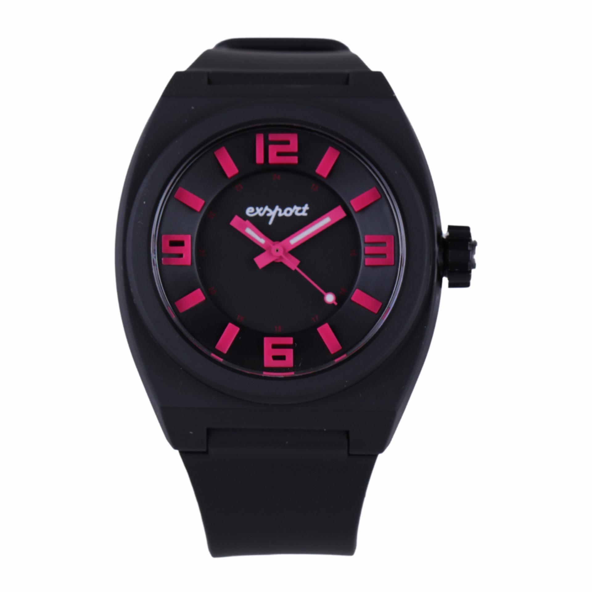 Toko Exsport Watch 4 Yp11569 Black Terlengkap Jawa Barat