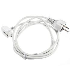 Harga Kabel Sambungan Steker Untuk Apple Macbook 1 8 M Putih Branded