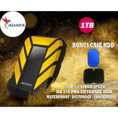 Beli External Hdd 1Tb Usb 3 1 Adata 710 Pro Bukan Yang Biasa Antishock Waterproof Dustproof Ext Hdd Adata Hd710 Pro Hardisk External Kuning Gratis Case Hdd Online Terpercaya