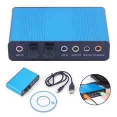 Harga Eksternal Spdif Optik Kartu Suara Usb Channel 5 1 7 1 Audio Driver Buat Pc Laptop Online