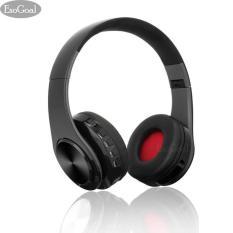 Beli Esogoal Bluetooth Headphones Wireless Headsets Sports Gym Running Workout On Ear Earphones Kredit