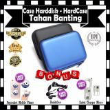 Spesifikasi Extra Bonus Case Harddisk Hard Case Shockproof Tas Hardisk Powerbank Tahan Banting For External Hdd 2 5 Inch Pouch Bag Blue Gratis Popsocket Mobile Phone Handsfree Kabel Charger Micro Android Dan Harganya