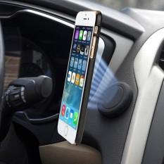 Ekstra Ramping Universal Tongkat Pada Dasbor Datar Smartphone Magnetik Mobil Dudukan Penahan-Internasional
