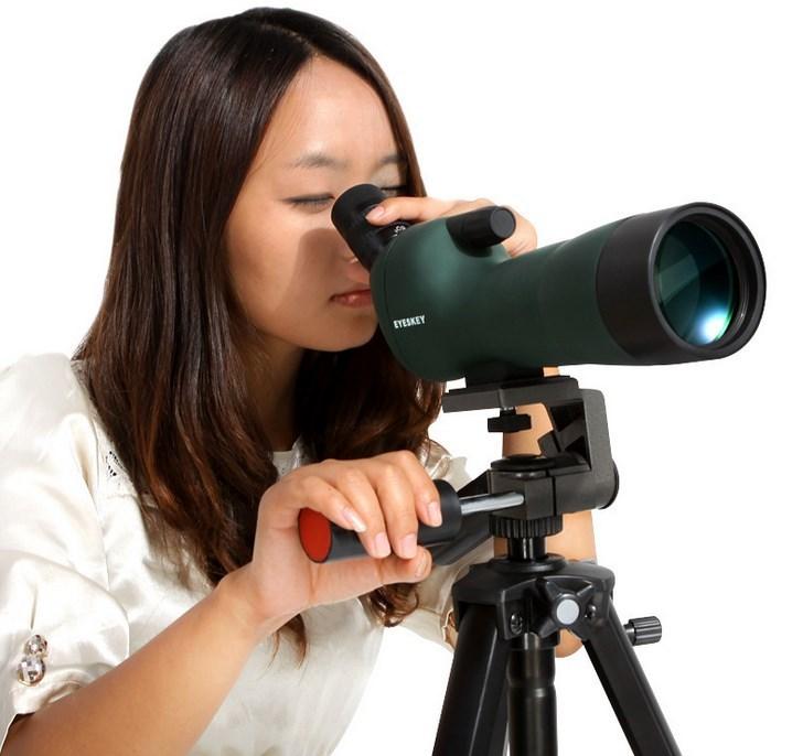 Eyeskey 60 meningkat tinggi kejelasan teleskop malam Vision Teleskop Teropong kolam berburu burung menonton satwa liar