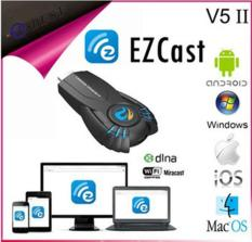 Ezcast Vsmart V5ii Miracast Original Holo Latest Version Tercanggih