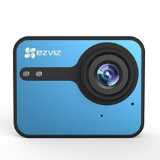 EZVIZ LIMA GO Full HD 1080 P Action Camera dengan Touchscreen AndWaterproof Pelindung Case-Intl