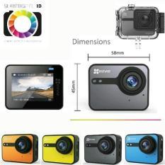 EZVIZ S1c Action Camera Full HD 1080p LCD Touch Screen WiFi Original
