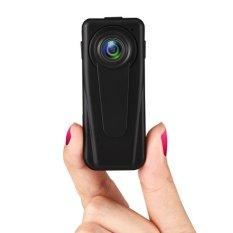 Toko Jual F1 Fhd 140 Gelar Sudut Lebar Mini Dv Perekam Kamera Dengan Klip Dukungan Deteksi Gerak Dan 128 Gb Micro Sd Card Hitam