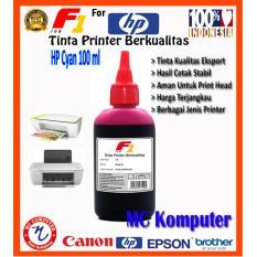F1 Ink Printer HP Magenta 100 ml