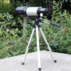 Cara Beli F30070M 300X70Mm Monocular Terestrial Astronomi Refraktor Teleskop Tripod Intl