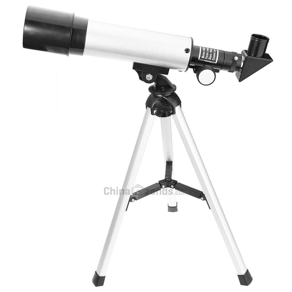 F36050 Astronomi Lanskap Lensa Tunggal-Tabung Teleskop untuk Pemula-Internasional