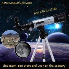 Harga F36050 Teleskop 90X Daya Tinggi Monoculars Jenis Refraktori Space Astronomical Telescope Untuk Anak Anak Dengan Tripod Portabel Intl Branded