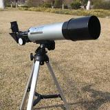 Review Terbaik F36050M Astronomi Refracting Telescope Lensa Landscape Dengan Tripod Intl