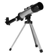 F36050M Astronomi Tabung Teleskop Refractor Monocular Spotting Scope + Tripod-Intl