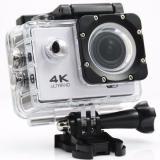 Beli Yicoe F60R Kamera Aksi 4 K 30Fps Wifi Ultra Hd 16Mp 30 M Kedap Air 170D Mini Go Xiao Pro Yi 4 K Ek Style En Camcorder Olahraga Helm Kredit