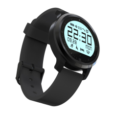F68 Bluetooth Smart Watch IP 67 Sport Wristband untuk Android 4.3 IOS 8 Heart Rate Monitor Smartwatch (Hitam)
