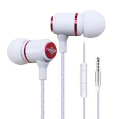 F6C Super Bass Stereo In-Ear Earphone Sport Headset WH-Intl
