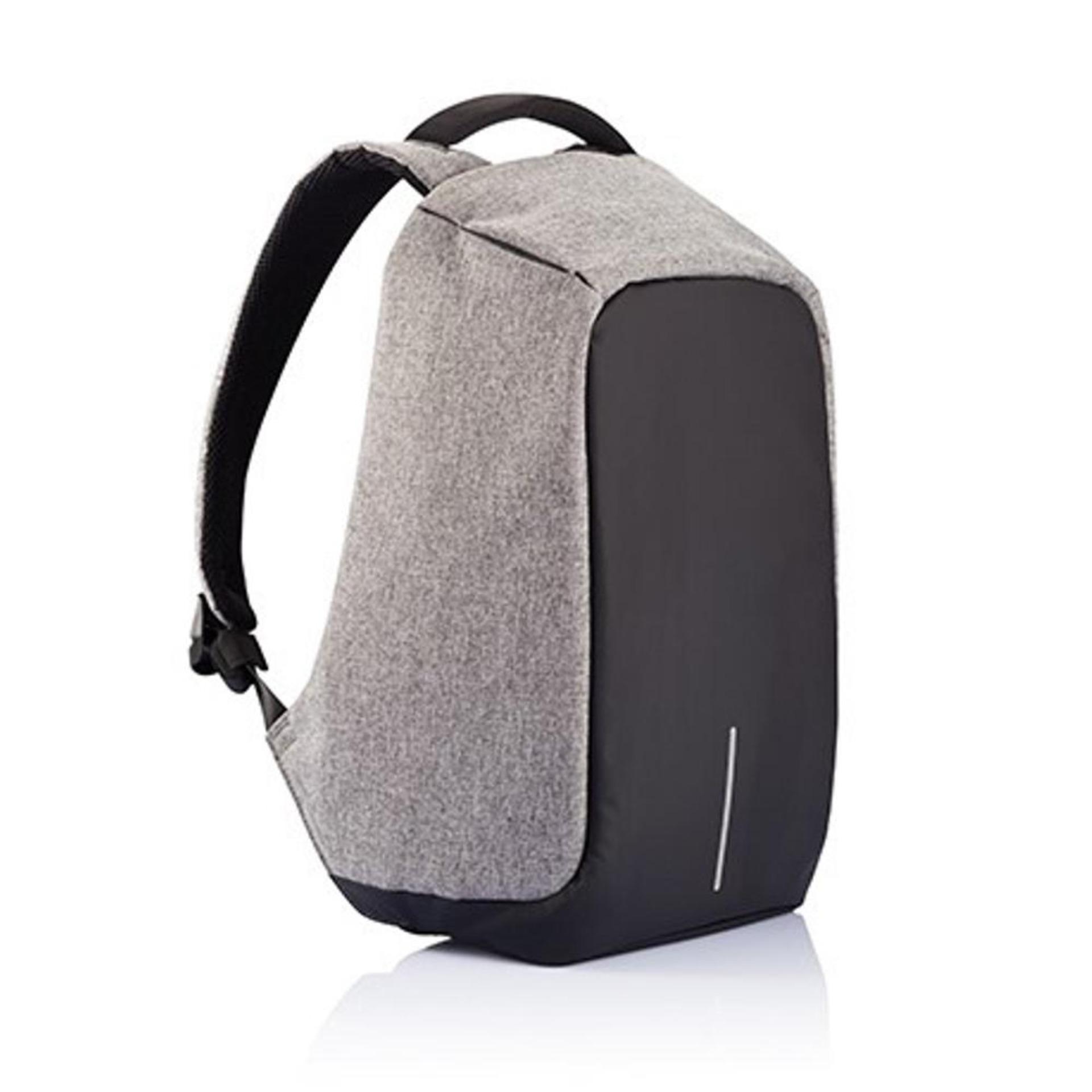 Faimstore Tas Model XD Design Backpack Anti Theft - Tas Punggung Anti Maling Serbaguna