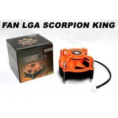 Fan Processor - Scorpion Lga 775