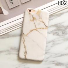 Fancyqube Casing Bisa Menempel Di Permukaan Datar Harga Kasus Touch Marmer Berpola Cover H02-2 (iPhone6Plus/6 S Plus)-Intl