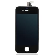 Harga Fancytoy Hitam Tampilan Layar Lcd Digitizer Kaca Sentuh Untuk Iphone 4 S Hitam International Termurah
