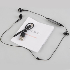 Review Fancytoy Bluetooth 4 Sport Earphone Nirkabel Headset Sweatproof Headphone For S6 Lg Hitam Intl Oem Di Tiongkok