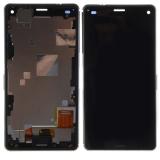 Jual Fancytoy Layar Lcd Layar Sentuh Digitizer Bingkai Untuk Sony Xperia Z3 Mini D5803 Hitam Oem Ori